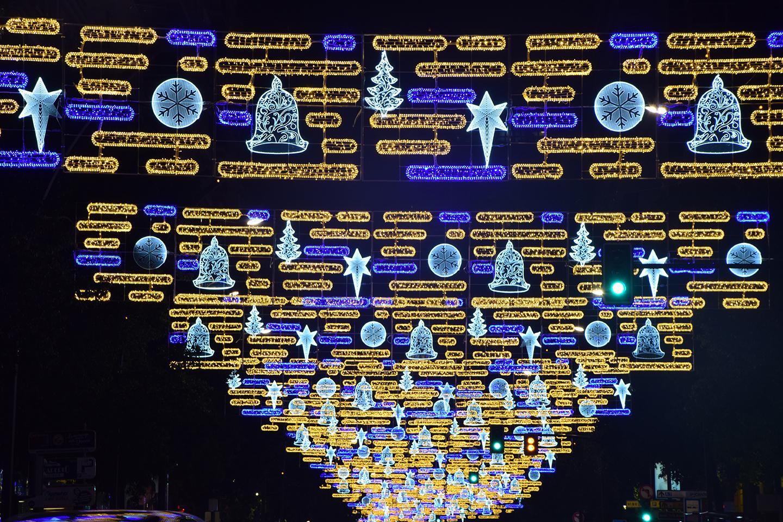 5 Elecfes Iluminaciones Navidad