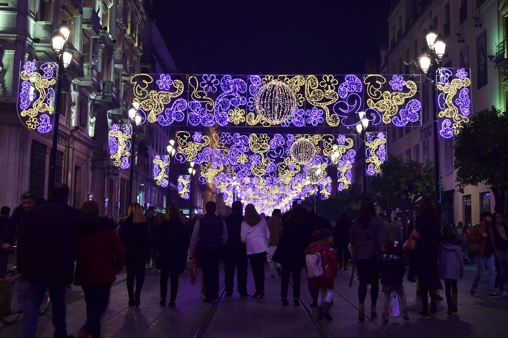 10 Elecfes Iluminaciones Navidad