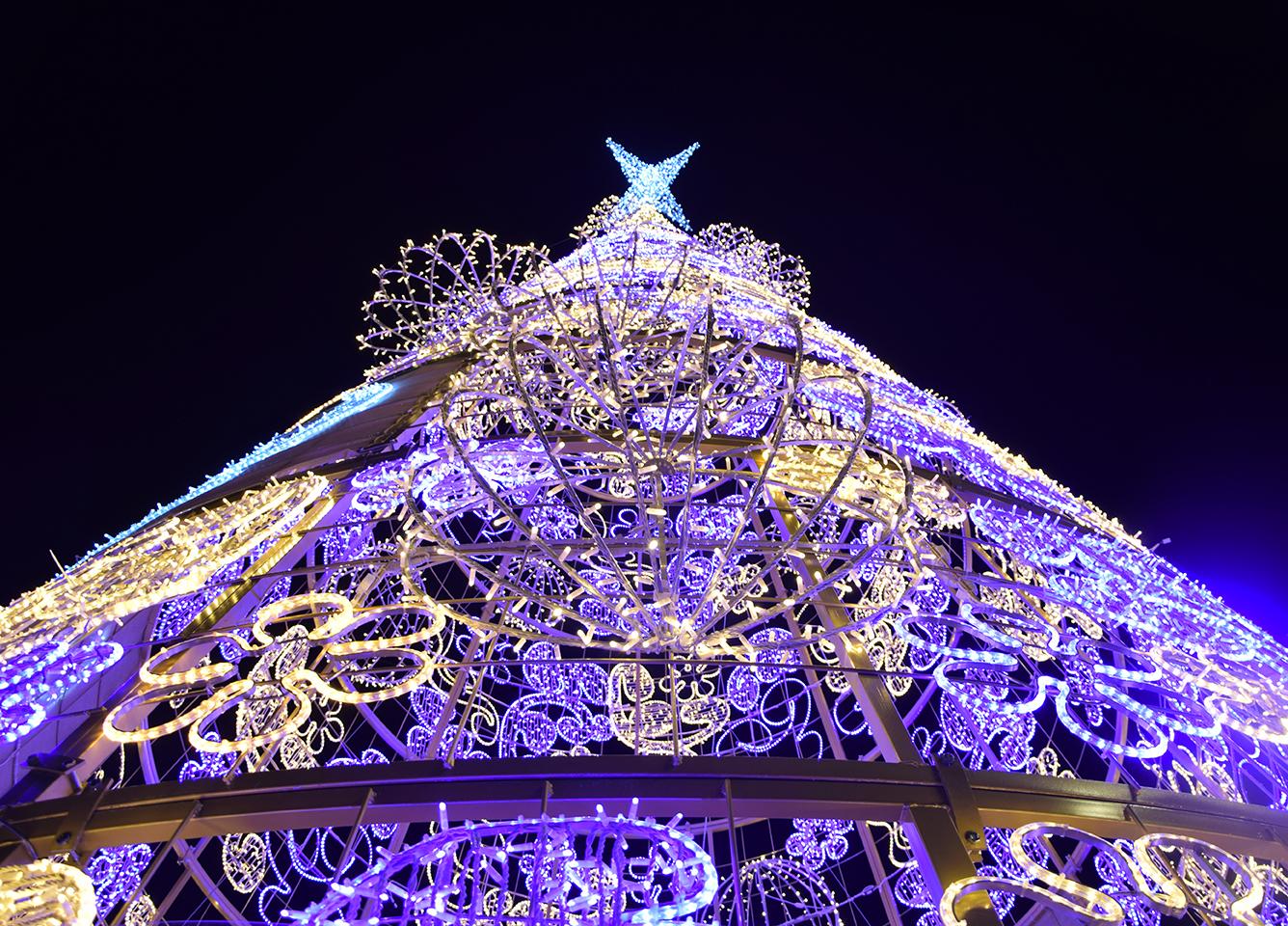 12 Elecfes Iluminaciones Navidad