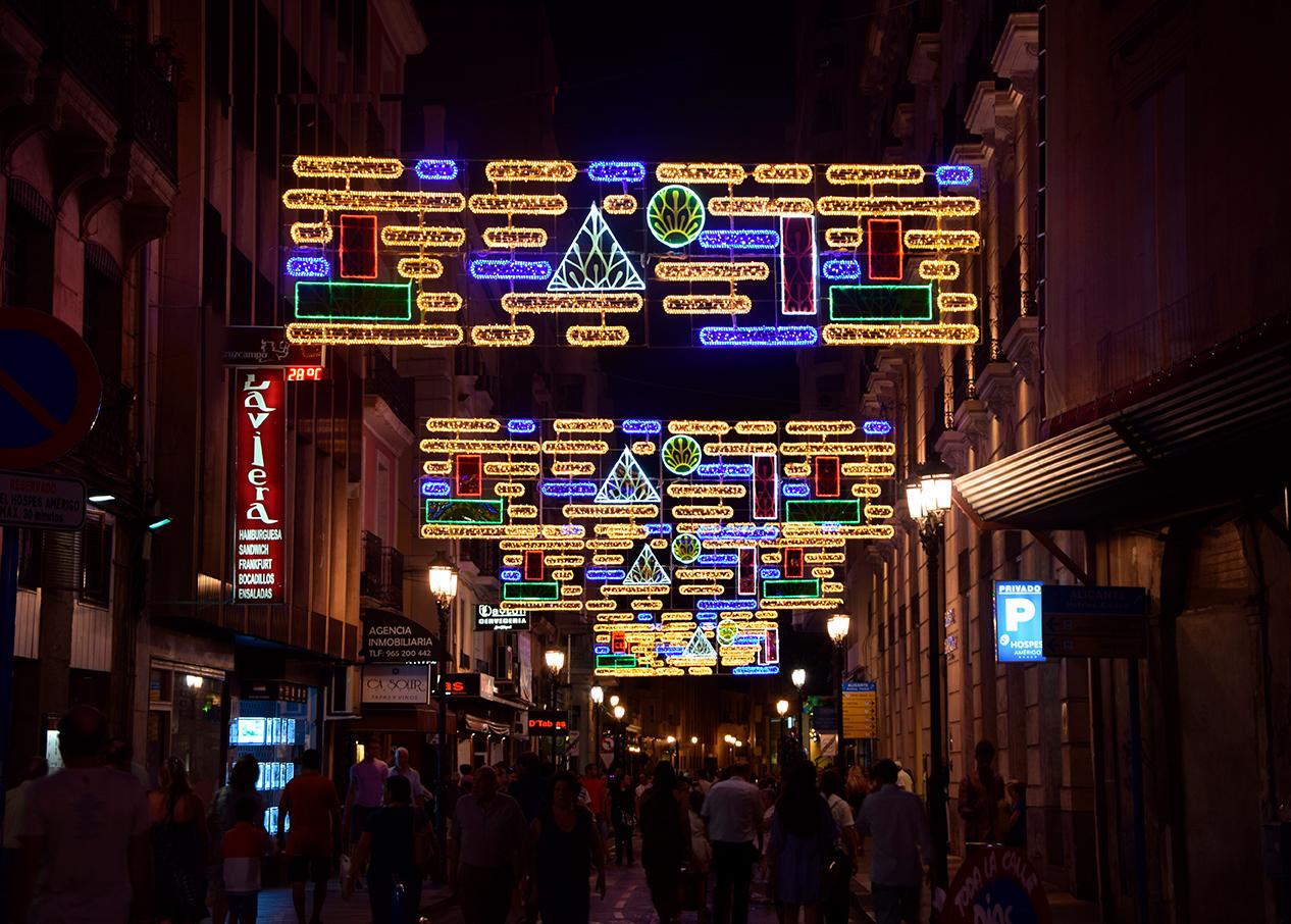 Elecfes Iluminaciones Fiesta 8