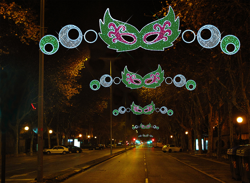 2 Elecfes Iluminaciones Carnaval
