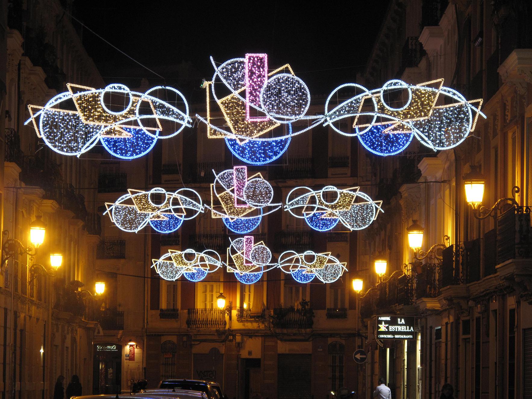 Elecfes Iluminaciones Fiesta 12