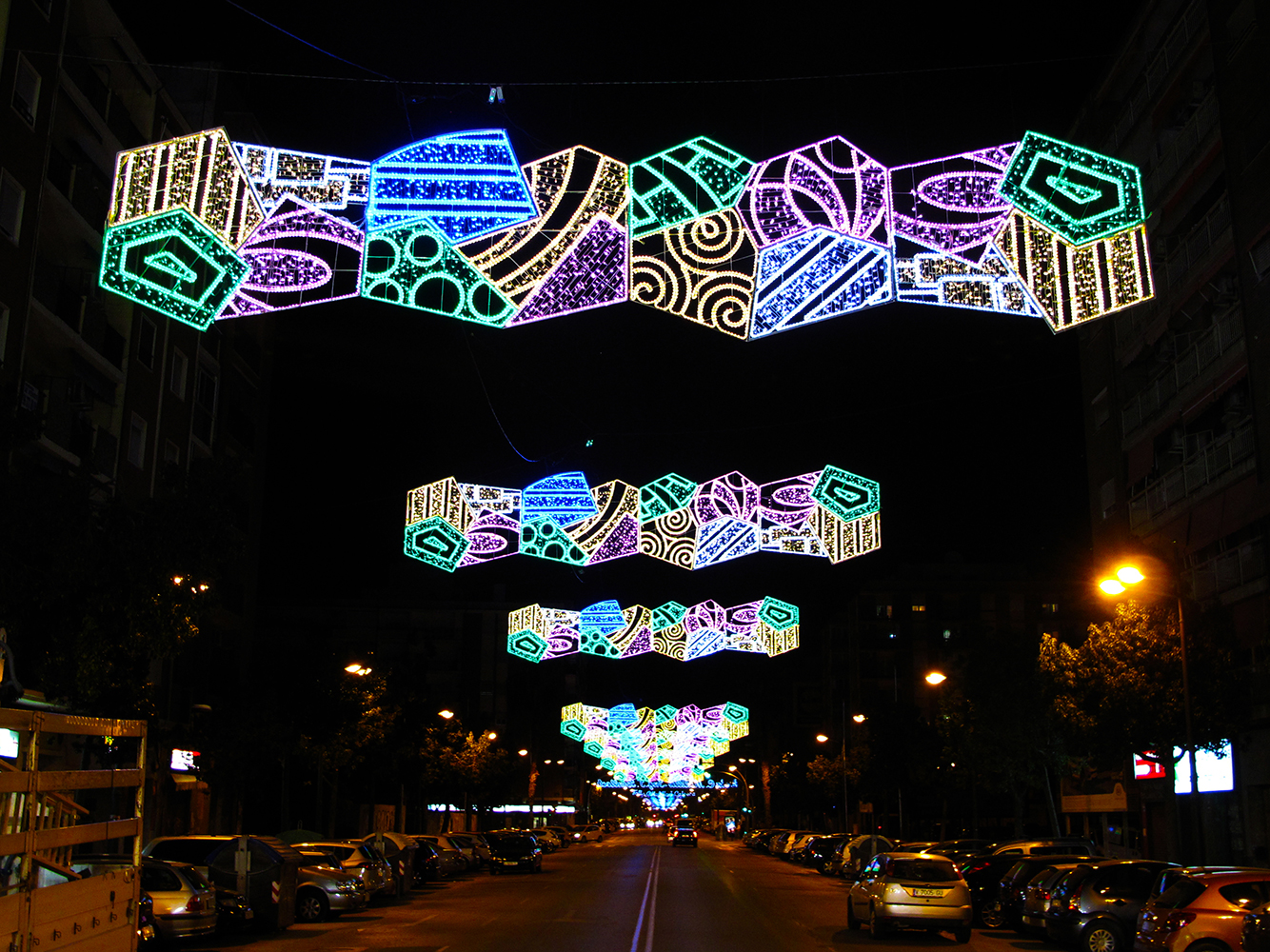Elecfes Iluminaciones Fiesta 13