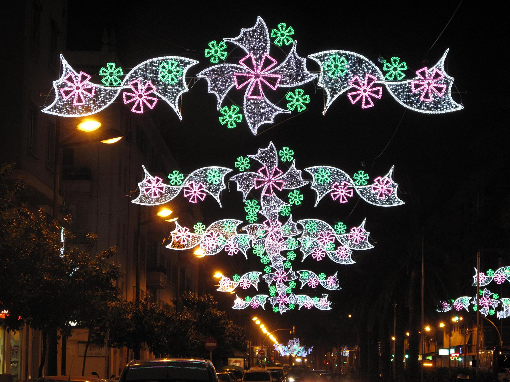 Elecfes Iluminaciones Fiesta 14