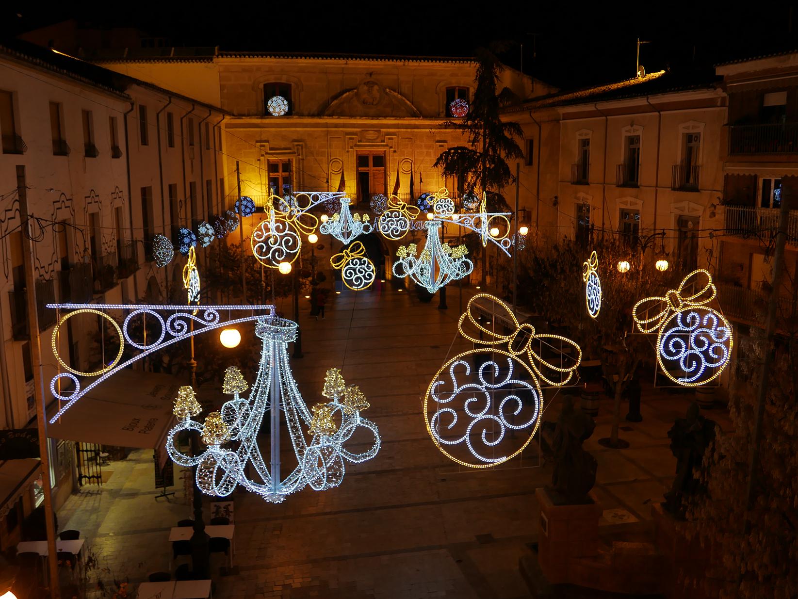 27 Elecfes Iluminaciones Navidad