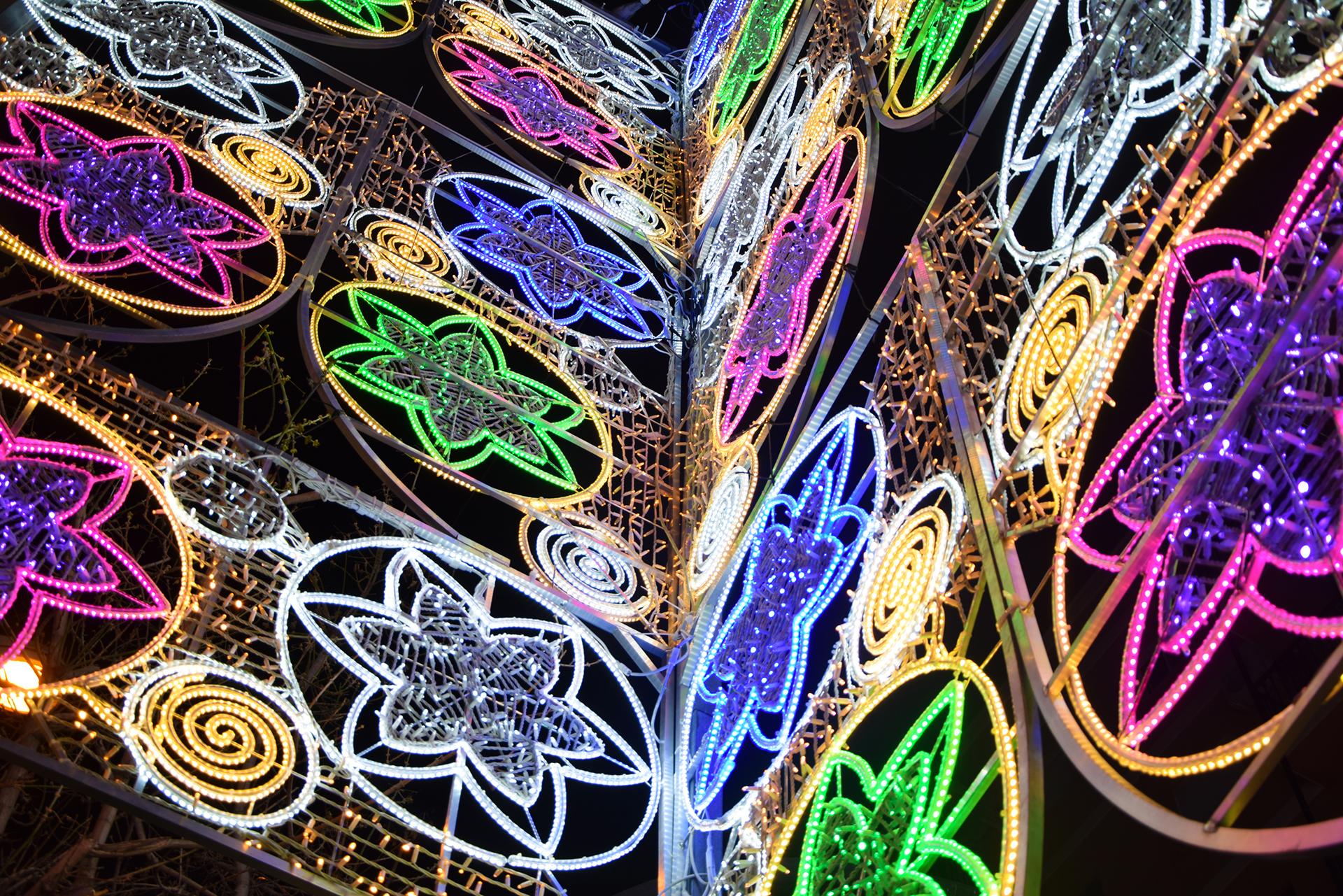 3 Elecfes Iluminaciones Fiesta