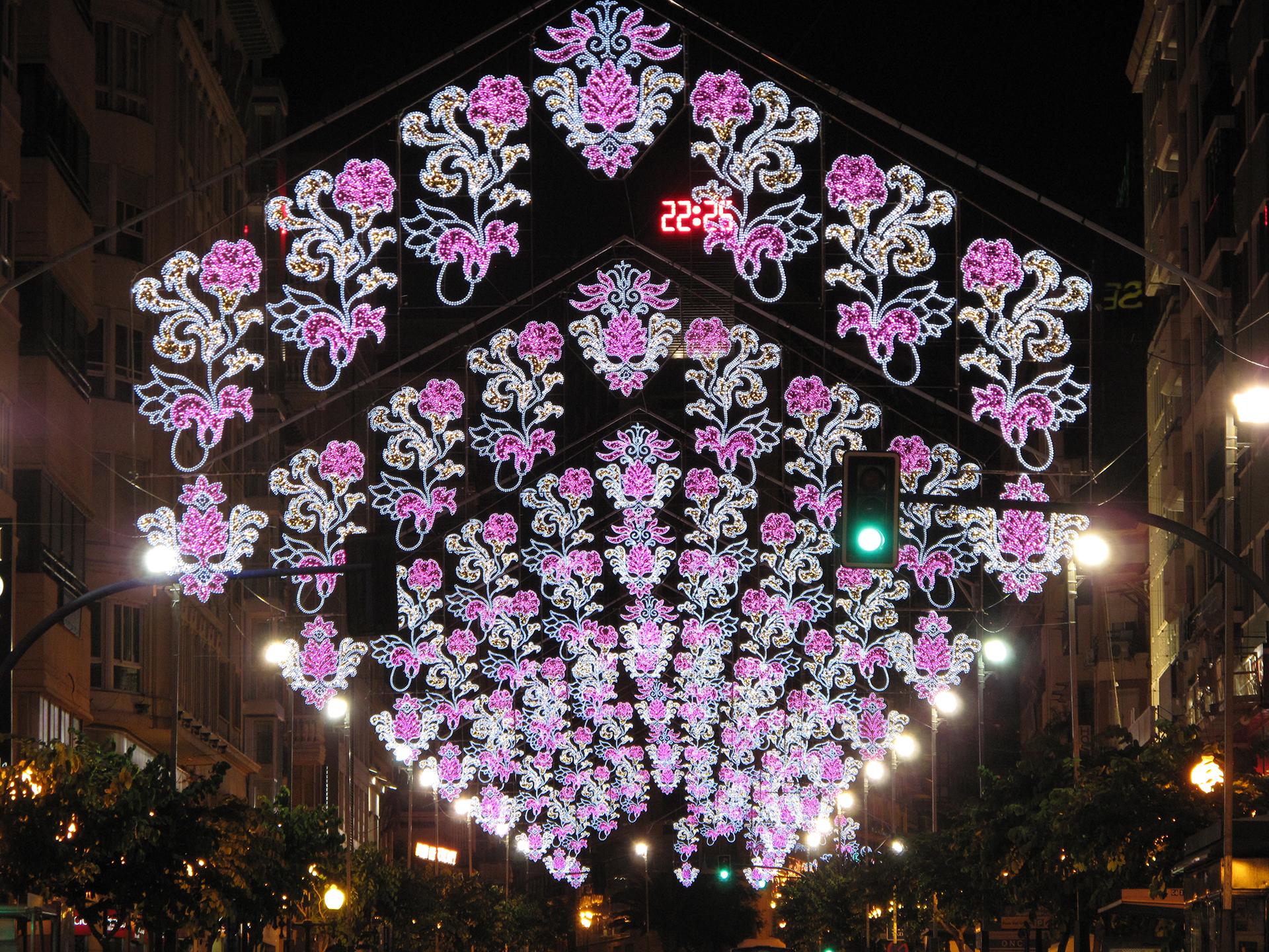 20 Elecfes Iluminaciones Navidad